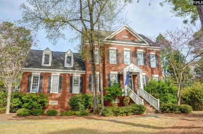 Lexington County, Newberry County, Richland County, Saluda County Single Family Home For Sale: 7 Sunset View