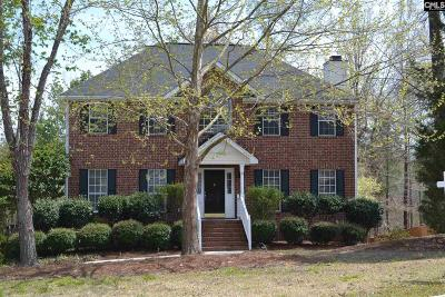 Irmo Single Family Home For Sale: 217 Staffwood