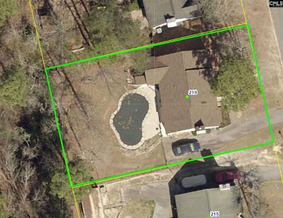 Lexington Residential Lots & Land For Sale: 219 Mockingbird