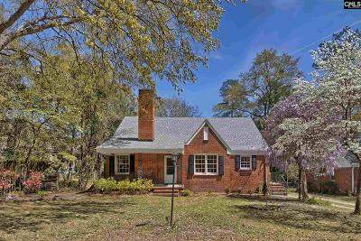Kershaw County Single Family Home For Sale: 1007 Kirkwood
