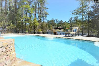 Lexington County Single Family Home For Sale: 8 Rocky Cove