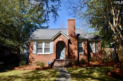 Single Family Home For Sale: 3215 Duncan