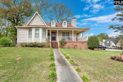 Hopkins Single Family Home For Sale: 100 Pear Tree