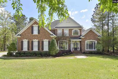 Irmo Single Family Home For Sale: 4 Cobbleville
