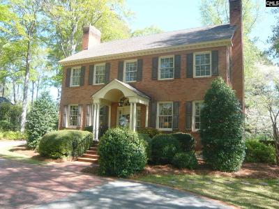 Orangeburg Single Family Home For Sale: 1152 Putter