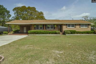 West Columbia Single Family Home For Sale: 106 Burkett