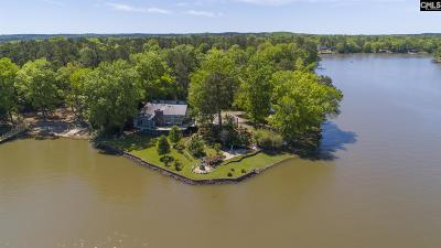 Wateree Hills, Lake Wateree, wateree keys, wateree estate, lake wateree - the woods Single Family Home For Sale: 122 Point