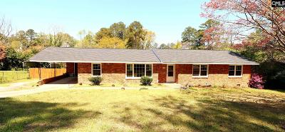 Forest Acres Single Family Home For Sale: 1648 Upland