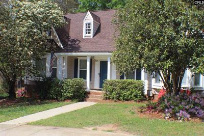 Woodwinds Single Family Home For Sale: 124 Firebranch