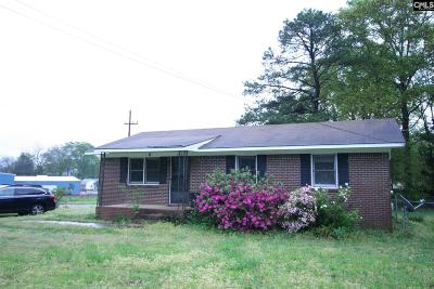 Newberry Single Family Home For Sale: 909 Mamie