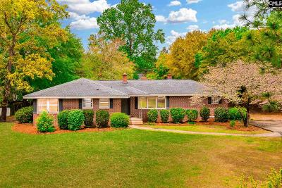 Forest Acres Single Family Home For Sale: 4613 Meadowood