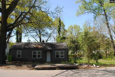 Columbia Single Family Home For Sale: 3809 Brewer