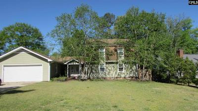 Lexington Single Family Home For Sale: 805 Corley