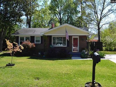 Columbia Single Family Home For Sale: 1450 Ilex