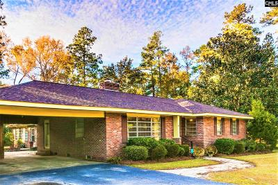 Orangeburg Single Family Home For Sale: 2167 Columbia