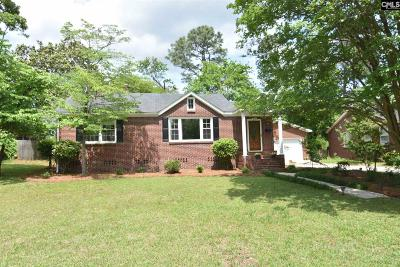 West Columbia Single Family Home For Sale: 1330 G