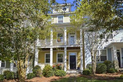 Lexington County, Richland County Townhouse For Sale: 621 Laurel