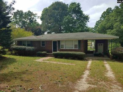 Batesburg Single Family Home For Sale: 341 Nell