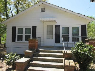 Columbia Single Family Home For Sale: 1518 Colleton