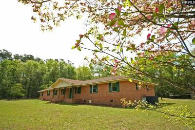 Wagener Single Family Home For Sale: 219 Lake Shore