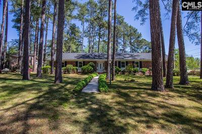 Forest Acres Single Family Home For Sale: 3537 Raven Hill