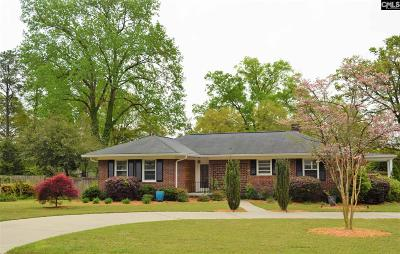 Columbia Single Family Home For Sale: 4100 Yale