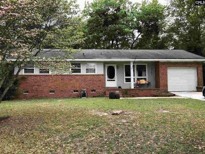 Columbia Single Family Home For Sale: 3721 Lochmore Dr.