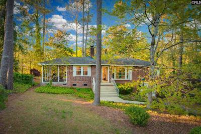 Forest Acres Single Family Home For Sale: 4805 Briarfield