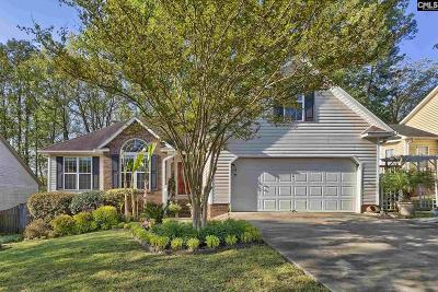 Irmo Single Family Home For Sale: 211 Caddis Creek
