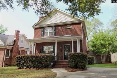 Columbia Single Family Home For Sale: 3403 Yale