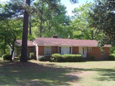 West Columbia Single Family Home For Sale: 1033 Hook