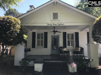 Single Family Home For Sale: 3318 Kline