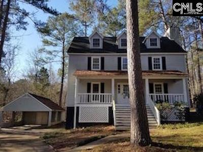 Columbia Single Family Home For Sale: 106 Brent Ford