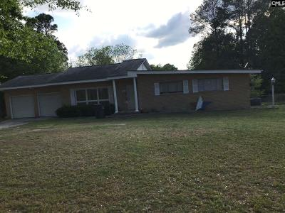 Batesburg Single Family Home For Sale: 335 Marion