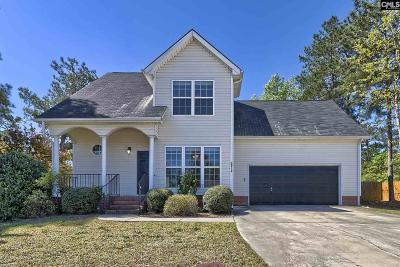 Blythewood Single Family Home For Sale: 214 Pine Loop
