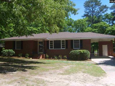 West Columbia Single Family Home For Sale: 920 Osage