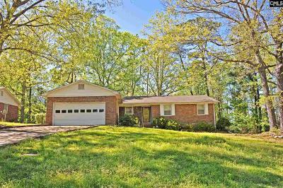 Lexington County, Richland County Single Family Home For Sale: 233 Summerhill