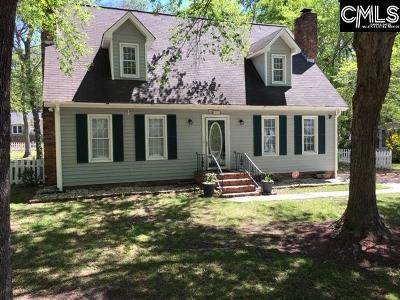 Columbia Single Family Home For Sale: 312 Firebridge