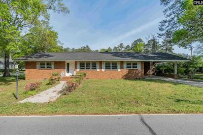 Newberry Single Family Home For Sale: 1221 Pope