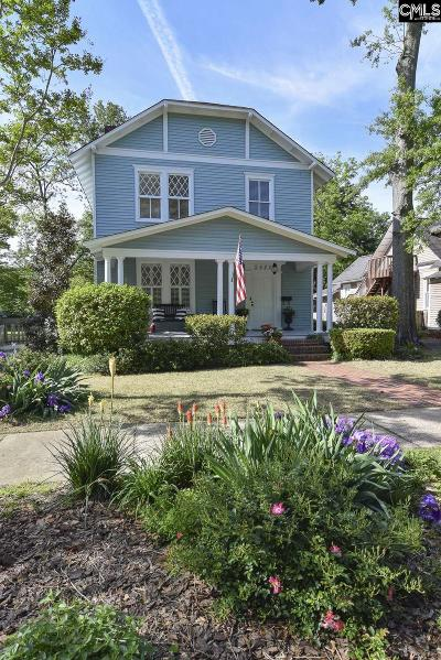 Columbia Single Family Home For Sale: 2822 Blossom