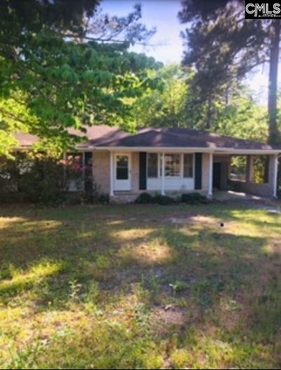 West Columbia Single Family Home For Sale: 213 Haleywood