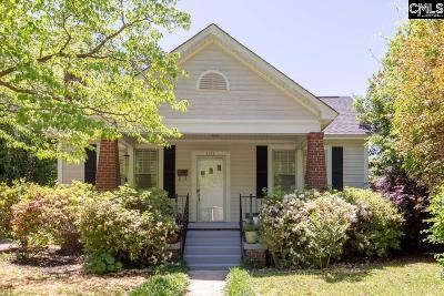 Columbia Single Family Home For Sale: 3121 Lakewood