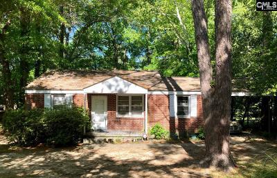 Columbia Single Family Home For Sale: 2519 Glenwood