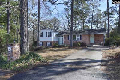 Columbia Single Family Home For Sale: 2900 Willingham