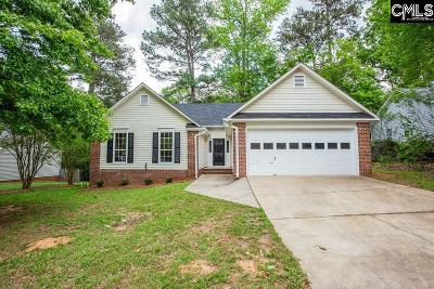 Lexington County, Richland County Single Family Home For Sale: 513 Saddlebrooke