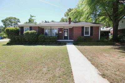 West Columbia Single Family Home For Sale: 1301 Guignard