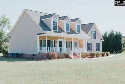 Aiken Single Family Home For Sale: 3715 Shiloh Church