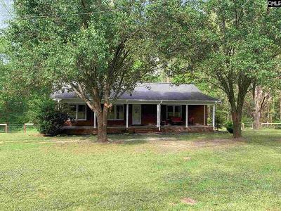 Blythewood Single Family Home For Sale: 1560 Syrup Mill