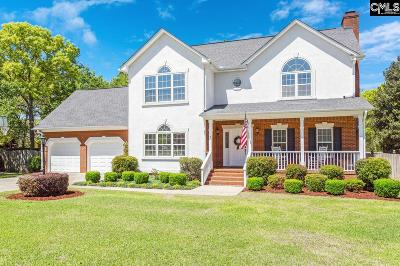 Blythewood Single Family Home For Sale: 5 Hunt Cup