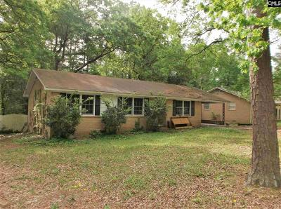 Lexington County, Richland County Single Family Home For Sale: 1900 Rolling Hills